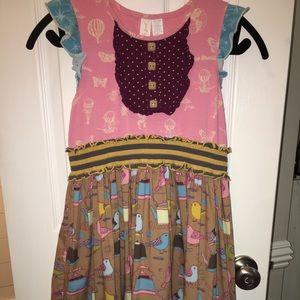 Matilda Jane dress - girls size 14